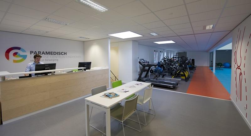 Opening Schouder Expertise Centrum in Eindhoven Noord